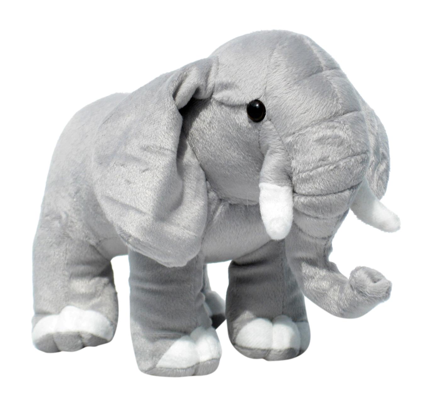 Tiere Stofftier elefant